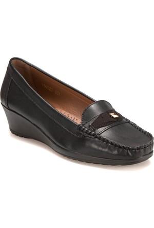 Polaris 52.156023.Z Siyah Kadın Ayakkabı