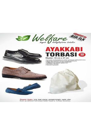 TveT Ayakkabı Torbası 10 Adet - Erkek