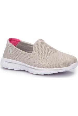 Dockers By Gerli 222700 Gri Kadın Ayakkabı
