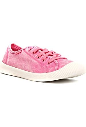 Palladium Flex Lace 93155-666 Pembe Kadın Sneaker Ayakkabı