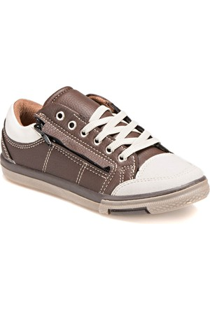 Polaris 52.507827.F Kahverengi Erkek Çocuk Ayakkabı