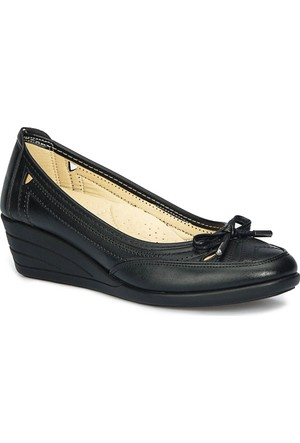 Polaris 71.157287.Z Siyah Kadın Ayakkabı