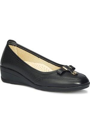 Polaris 71.157293.Z Siyah Kadın Ayakkabı