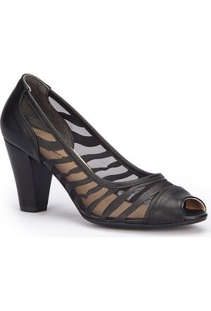 Polaris 71.309769.Z Siyah Kadın Ayakkabı