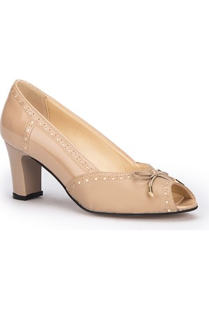 Polaris 71.309786.Z Bej Kadın Ayakkabı