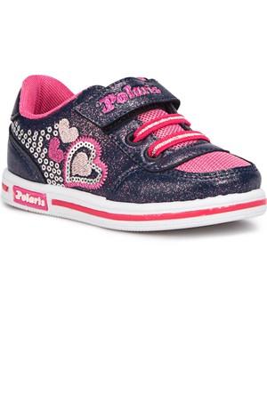 Polaris 71.508247.B Mor Kız Çocuk Sneaker Ayakkabı