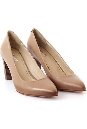 Gön Deri Kadın Ayakkabı 13221