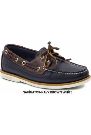 Lumberjack 100242156 Navigator Erkek Deri Günlük Casual Ayakkabı