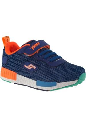 Jump 15689 Lacivert Çocuk Spor Ayakkabı