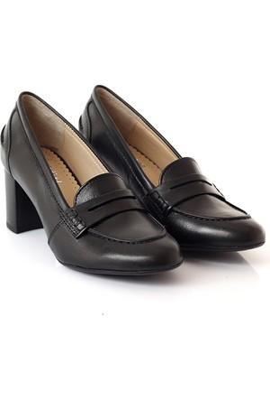 Gön Deri Kadın Ayakkabı 13215