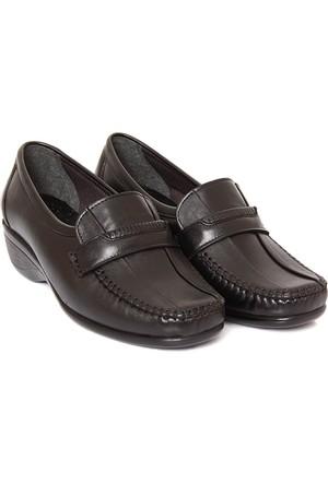 Gön Deri Kadın Ayakkabı 35135