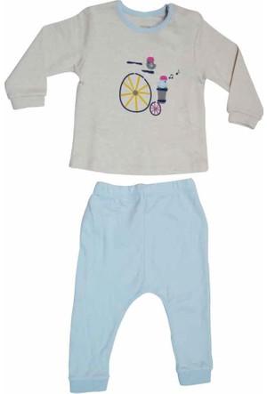 İdil Baby 8111 2'li Bebek Takım
