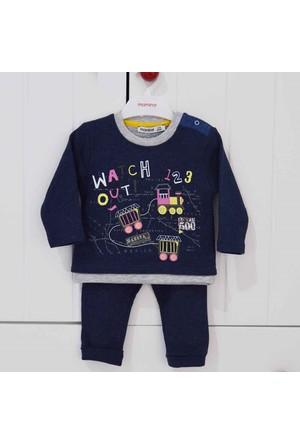 Mamino 8347 Bebek Alt Üst Takım