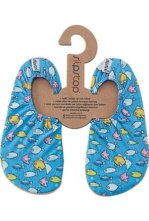 Slipstop Goldfish Erkek Çocuk Kaydırmaz Ayakkabı/Patik