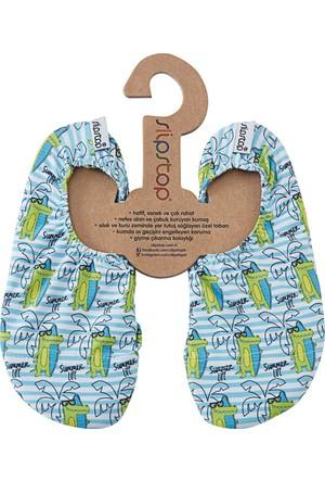Slipstop Croc Erkek Çocuk Kaydırmaz Ayakkabı/Patik