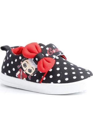 Gezer 02443 Günlük Kız Çocuk Keten Spor Ayakkabı