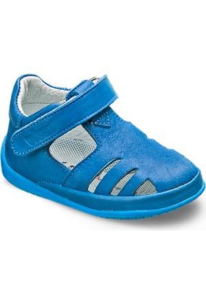 Vicco İlk Adım Deri Ayakkabı Mavi