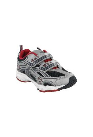 Pediped Mercury Navy Red Silver Sneaker Lacivert Çocuk Ayakkabı