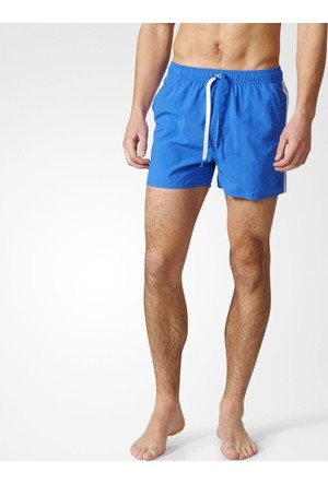 Adidas Bj8809 3Sa Short Vsl Erkek Mayo