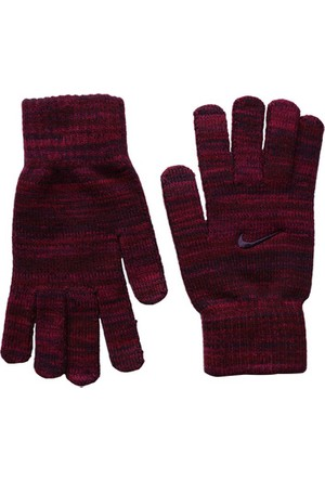 Nike Knıtted Tech Gloves 2.0 S/M Noble Purp N.Wg.G3.583