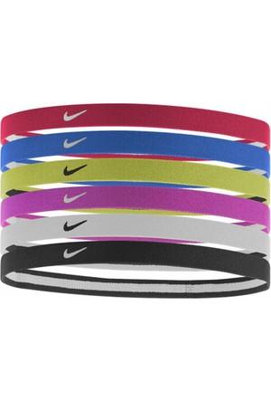 Nike Swoosh Sport Headbands 6Pk 2.0 Unıversıty Red/Game Roya N.Jn.D6.951.Os