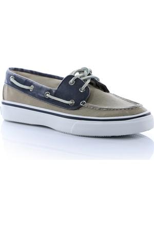 Sperry Top-Sider Bahama 2-Eye Erkek Lacivert Sneaker Ayakkabı 538207