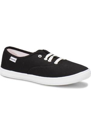 Kinetix Helen Siyah Kadın Sneaker Ayakkabı