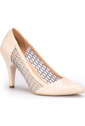 Polaris 71.309833.Z Bej Kadın Ayakkabı