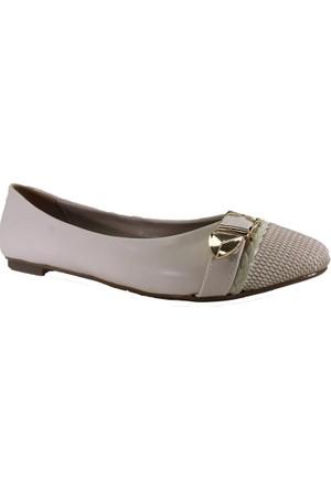 Oflaz Y-047 Günlük Kadın Babet Ayakkabı
