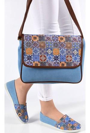 Sapin 25025 Kadın Ayakkabı