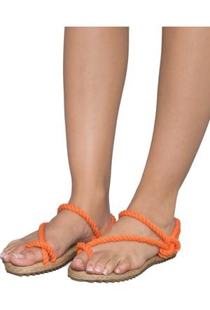 Gio&Mi F2 Turuncu Sandalet