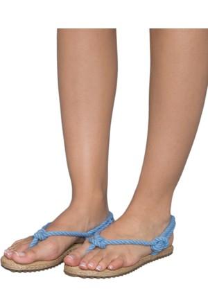 Gio&Mi F4 Açık Mavi Sandalet
