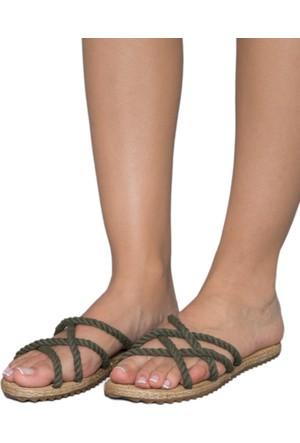 Gio&Mi F6 Haki Sandalet