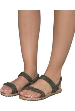 Gio&Mi F7 Haki Sandalet