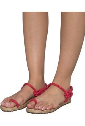Gio&Mi F8 Kırmızı Sandalet