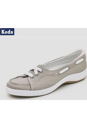 Keds Wf35350 Rapture Boat Grey/Pink Ayakkabı