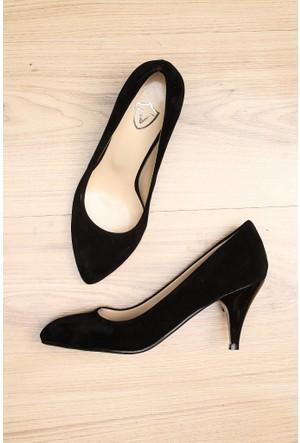 Limited Edition Siyah Bayan Stiletto