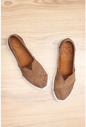 Limited Edition Vizon Bayan Hakiki Deri Ayakkabı