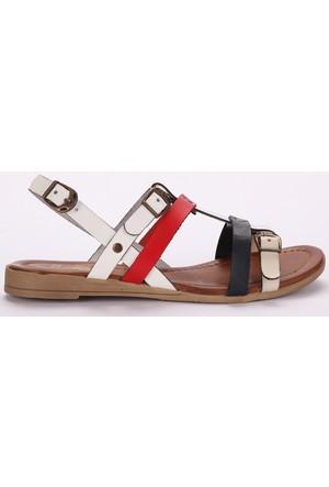 U.S.Polo Kadın Sandalet Trin