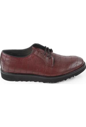 Veyis Usta Nakışlı Mevsimlik Erkek Ayakkabı