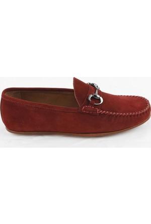 Veyis Usta Tokalı Süet Erkek Ayakkabı
