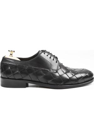 Veyis Usta Kare Örgülü Erkek Ayakkabı