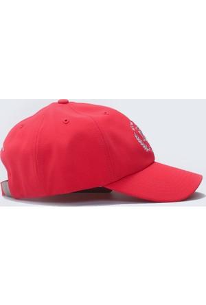 New Balance Caps Kırmızı Erkek Bere