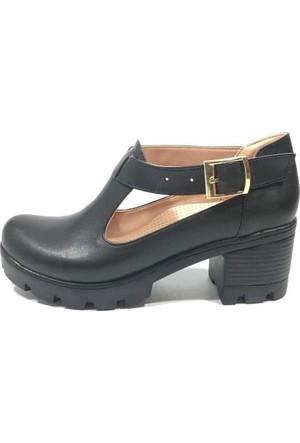 Classy Günlük Bayan Topuklu Ayakkabı