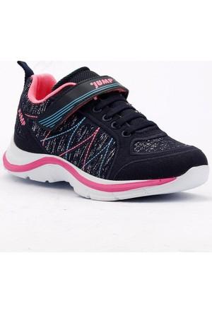 Jump 15669 Günlük Yürüyüş Koşu Kız Çocuk Spor Ayakkabı