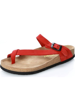 Tibu 001 Kırmızı Ayakkabı