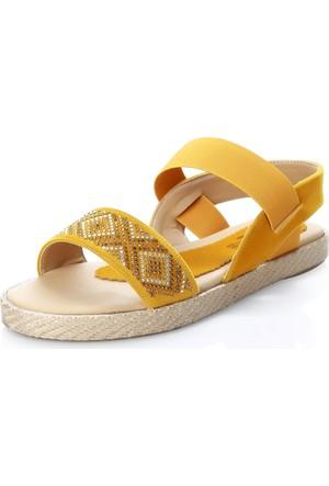 Mag Shoes 810 Hardal Ayakkabı