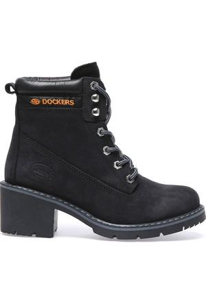 Dockers Kadın Bot 2219290 Siyah