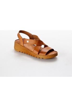 Shuflex Günlük Kadın Sandalet 1016Flxss.425