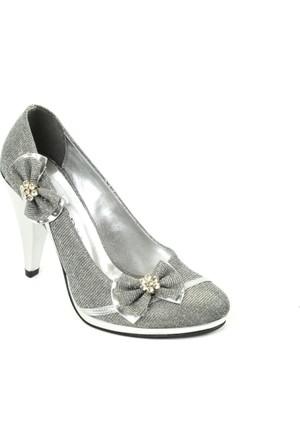 Ebru ZN 183 Bayan Abiye Ayakkabı